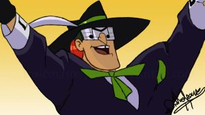 I love The Music Meister by ToxicMasterpiece