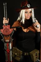 The arms Peddler by LexiStrife