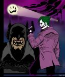 What if Joker is the good guy? by humawinghangin