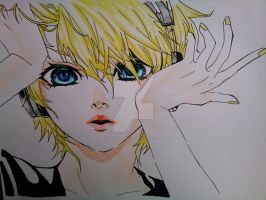 Len From Vocaloid ( Complete ) by kingjackson116