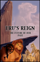Uru's Reign - Cover contest entry by TC-96