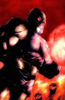 Darkseid by videsh by wrathofkhan