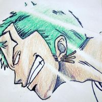 Zoro by WishOfBlood