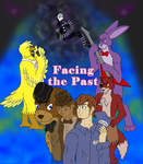 Facing the Past Image by vildtiger