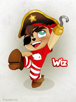 Pet Society Wiz by titeufffff