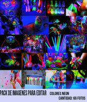 68 Fotos Para editar Colores Neon by Upinflames12