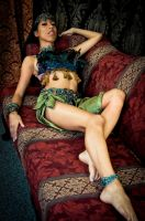 Exotic Recline by TheChainmailChick
