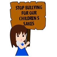 Stop Bullying by janelvalle