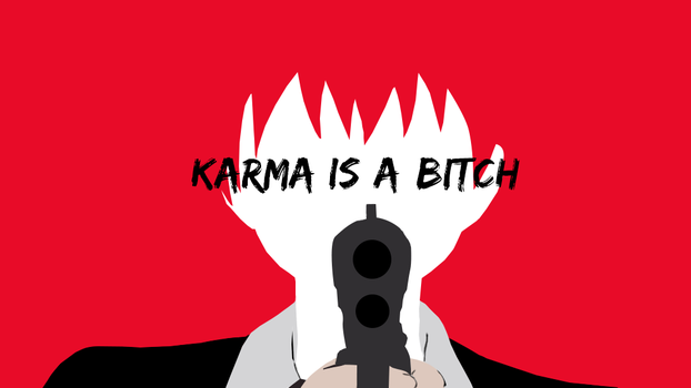 Karma is a Bitch by Astareia