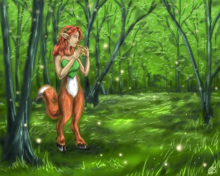 Elora's Call by DragonCid