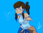 Avatar Korra by Vocaloid12