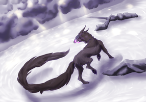 Lone Sanctuary by DarkDragonBlood