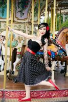 PIN UP AT THE CARNIVAL 2 by HellCath