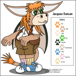 Jacques Duncan Simple Ref 2014 by LordDominic
