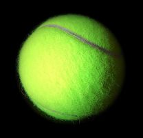 Tennis Ball by brenbren
