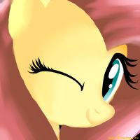 Another Fluttershy by flutter-chi