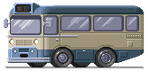 Bus by GreyPea