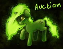 BioHazard Pony - Auction (Closed) by tite-pao
