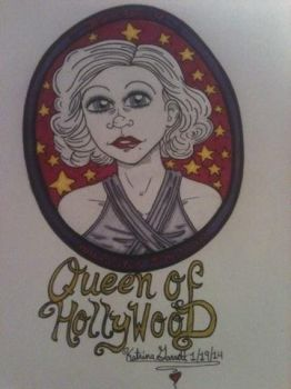 Queen.Of.Hollywood::.. by oOMissMadnessOo