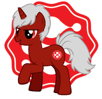 Evolve Pony Icon by LazyWhooves
