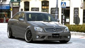 Mercedes-Benz C63 AMG (Gran Turismo 6) by Vertualissimo