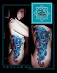 Breezy's Octopus by Tattoo-Nouveau