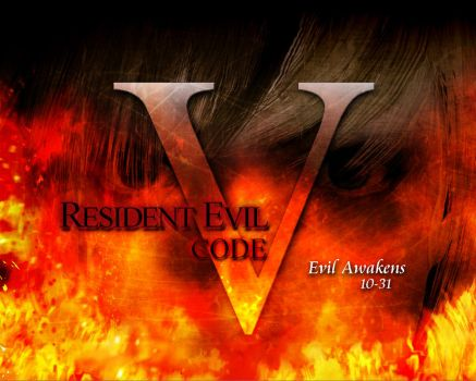 Resident Evil: Code V HD Wallpaper by CuttingEdge93