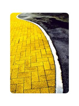 yellow bricked road by tearsoft