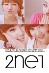 10 2NE1 Icons by ohmyjongwoon