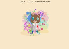 808s and Heartbreak by the-king-alam