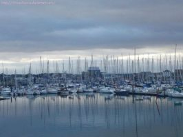 Howth Harbour by ChloexBowie