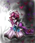pinkamena-queen of hearts by NENEBUBBLEELOVER