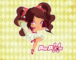 Dollie MagicPop F. by florainbloom