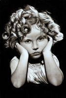 Shirley Temple by AmBr0