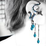 Indicolite Ear Wrap and Cuff Set v19 by YouniquelyChic