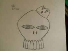 weird skull design thing i guess by s1k0-SIDEIK