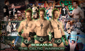 """""""King"""" Sheamus - Old School by DecadeofSmackdownV3"""