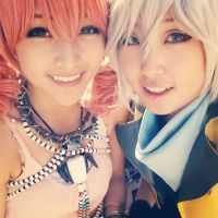 The Day Hope and Vanille Decided to Camerawhore by lychiiedia
