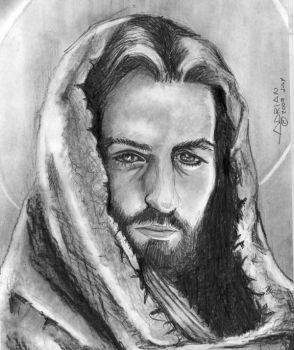 Jesus by adryan