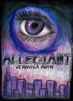 Allegiant Fan-made Cover by Goldenfurproduction