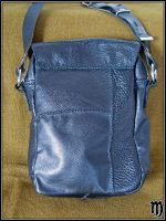 Leather bag - Rear. by ArtifexObscurus