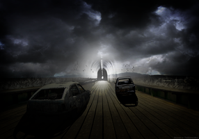 STREET FOR CAOS - DESOLATION by NkDesignTGA