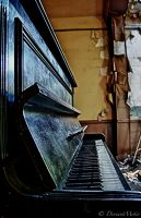 The Piano by DeviantMotiv