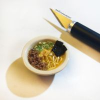 Ramen - Ground Beef + Menma + Nori + by SmallCreationsByMel