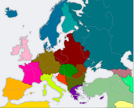 An Europe by Artaxes2