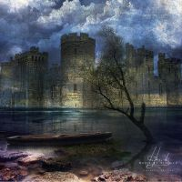 Halls Of Silence by IrondoomDesign