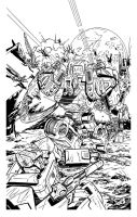 IDW cover contest by TsWu