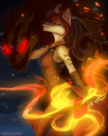 A Touch of Fire by Jetera