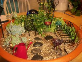Fairy Garden 1 by QueenAliceOfAwesome