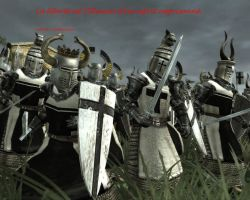 medieval 2 total war knight by kingdom71